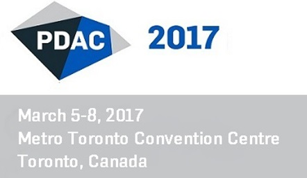 We're at PDAC 2017!